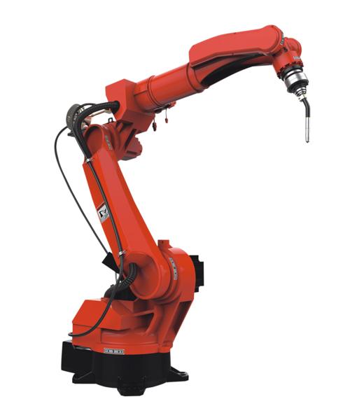 六轴焊接机器人1