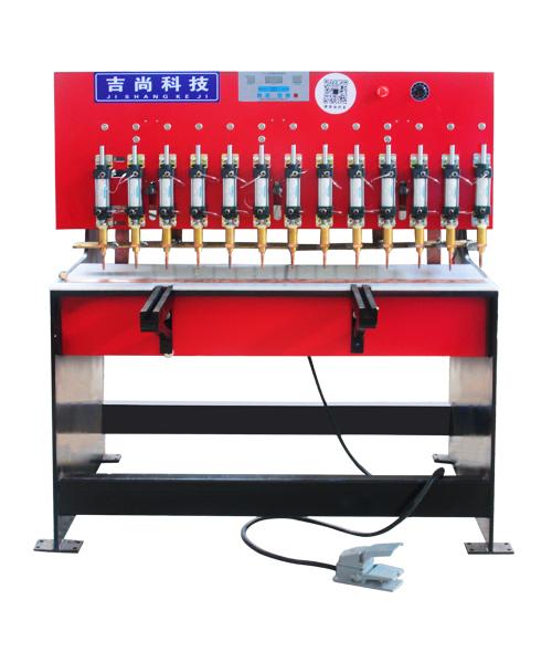 龙门式多点点焊机   排焊机(LYJS-L12)