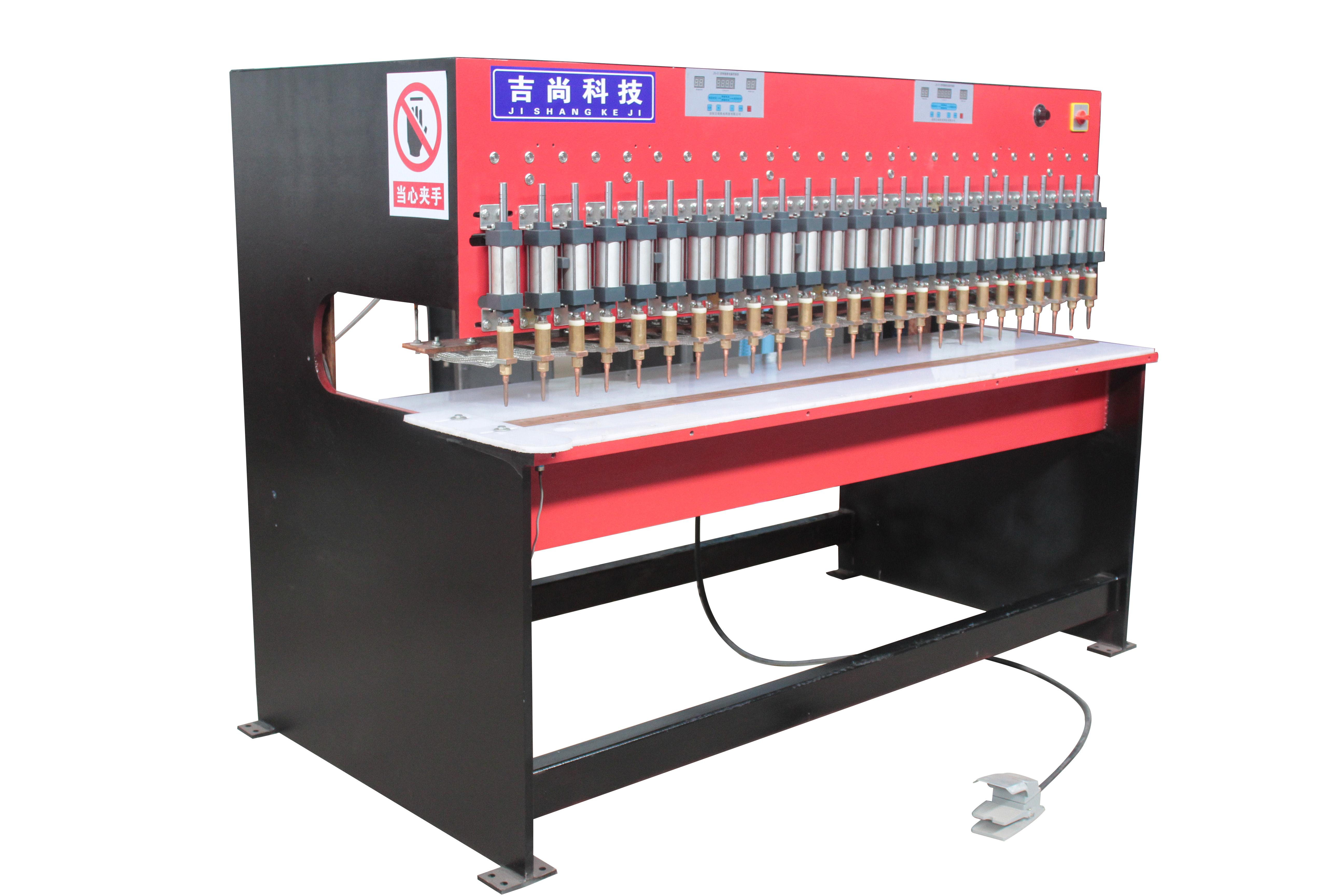 龙门式多点点焊机  排焊机(LYJS-L22)