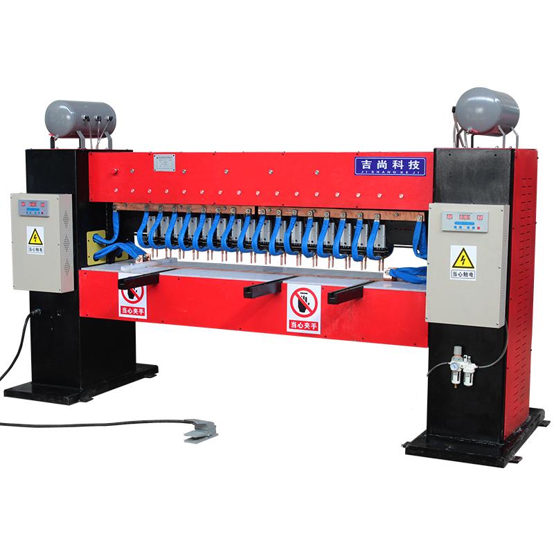 龙门式双排多头点焊机(LM32)