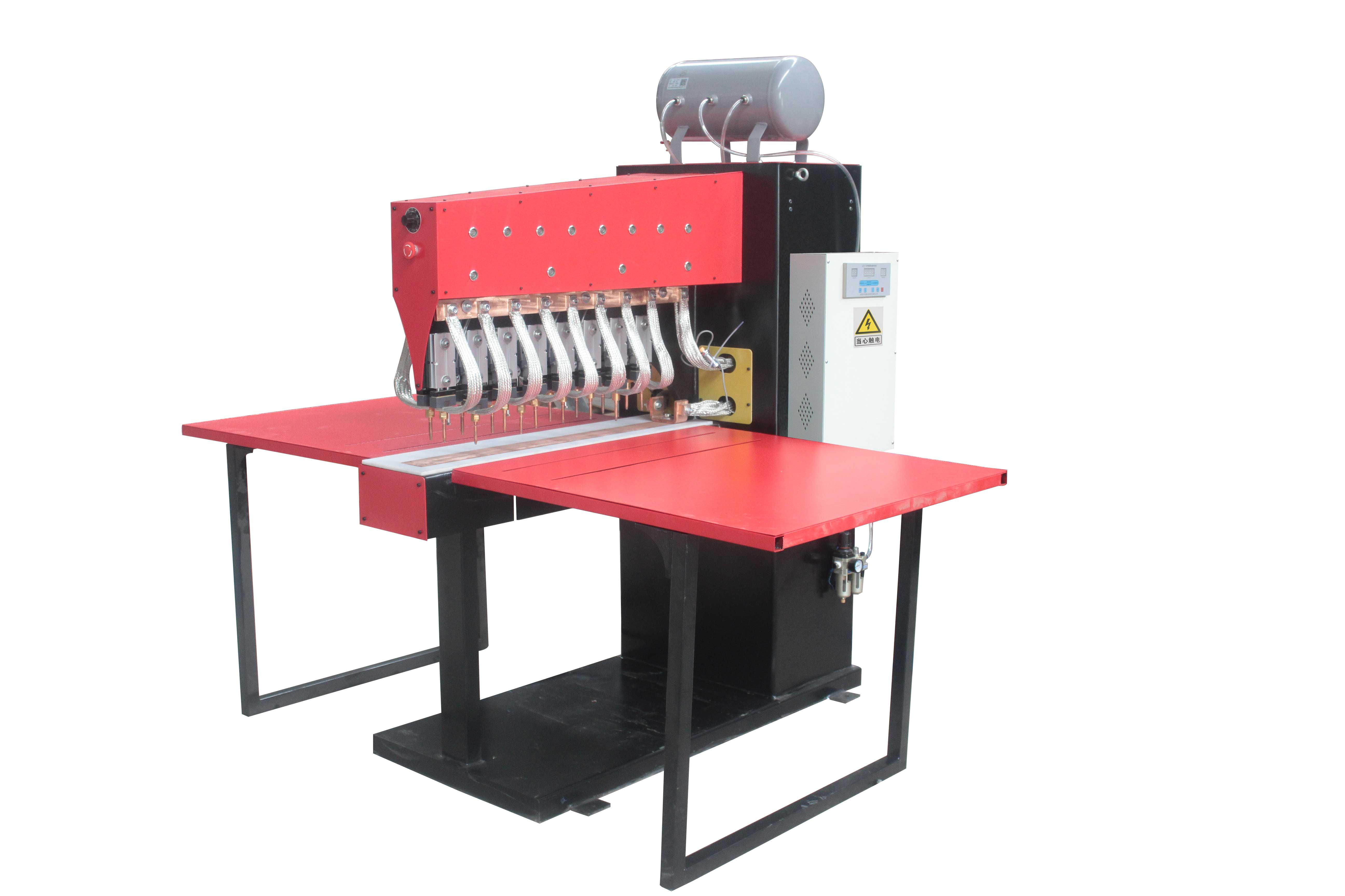 数控双排多点点焊机(LYJS-M12)