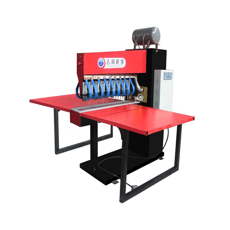 数控双排多点点焊机(LYJS-M18)